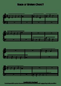 Scales Broken Chords Worksheet